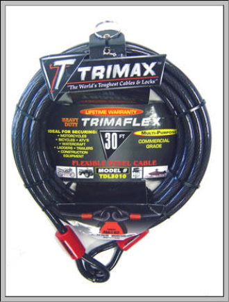 Trimax TDL3010 Quadra Braid TRIMAFLEX Cable